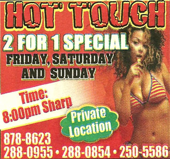 Hot Touch Jamaica